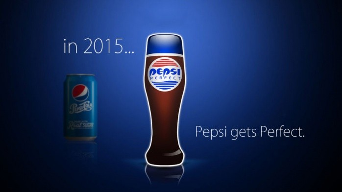 Pepsi Perfect Regreso al Futuro