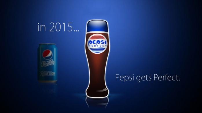 Pepsi Perfect Regreso al Futuro