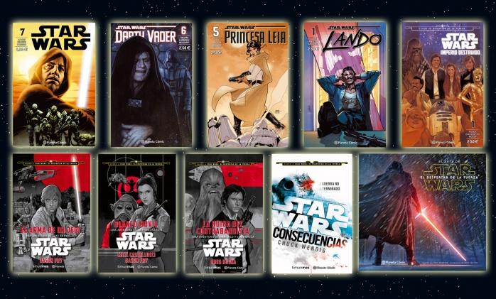 Planeta de Cómic Star Wars