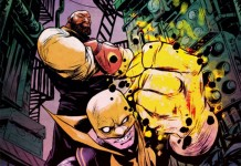 Power Man and Iron Fist Destacada