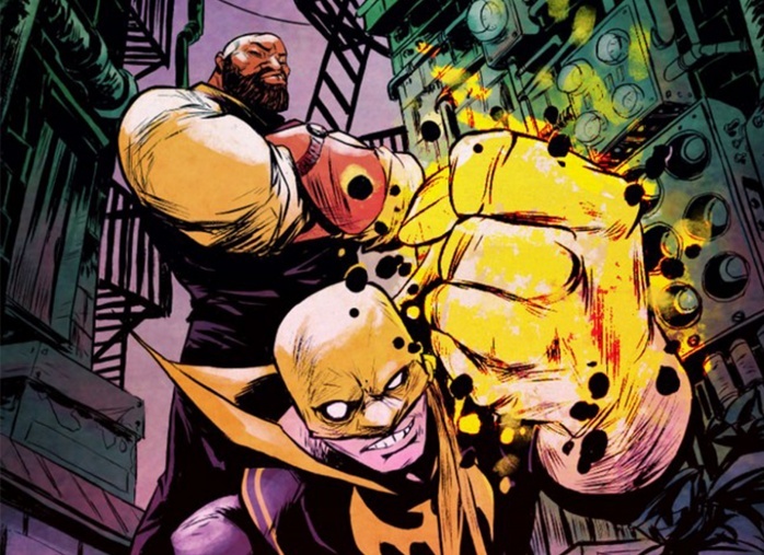 Power Man and Iron Fist Destacada