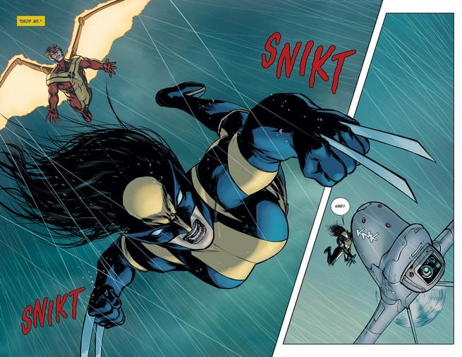 Previa del All New Wolverine N1 11