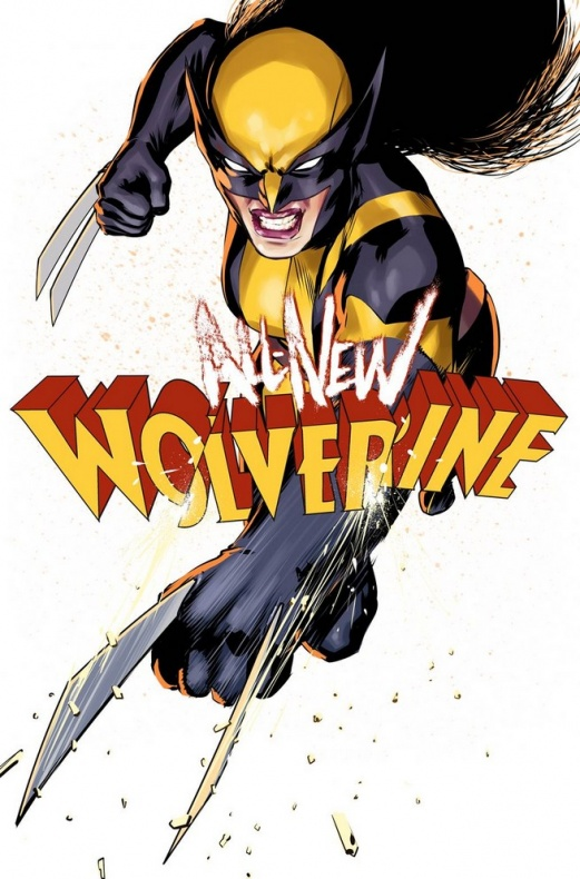 Previa del All New Wolverine N1 2