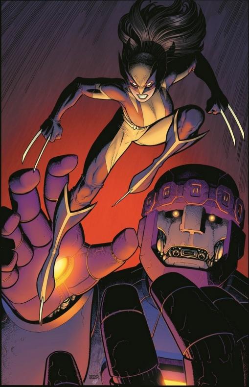 Previa del All New Wolverine N1 4