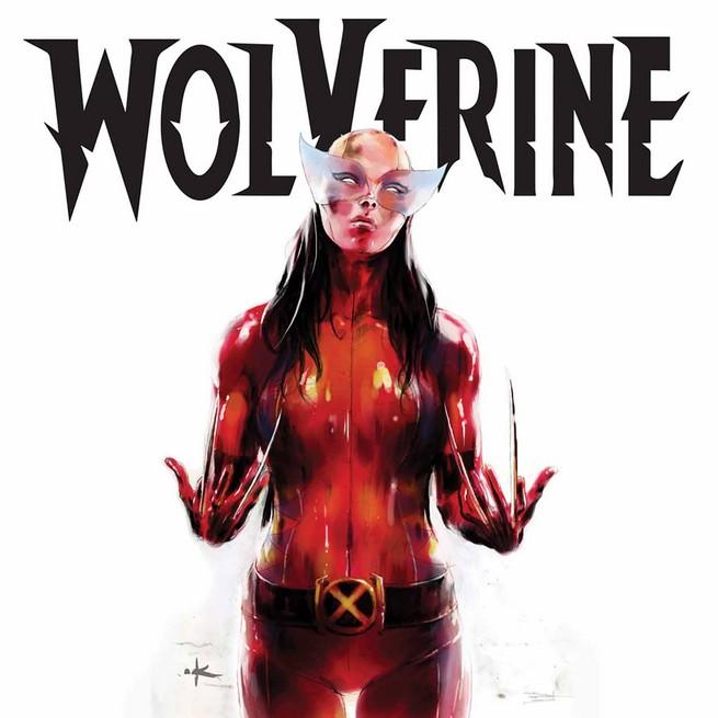 Previa del All New Wolverine N1 5