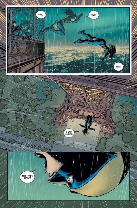 Previa del All New Wolverine N1 7