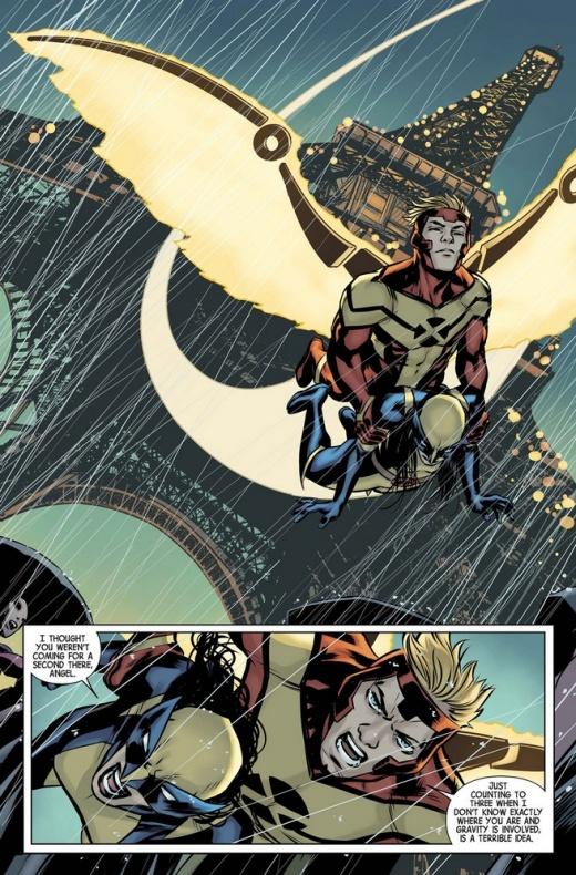 Previa del All New Wolverine N1 8