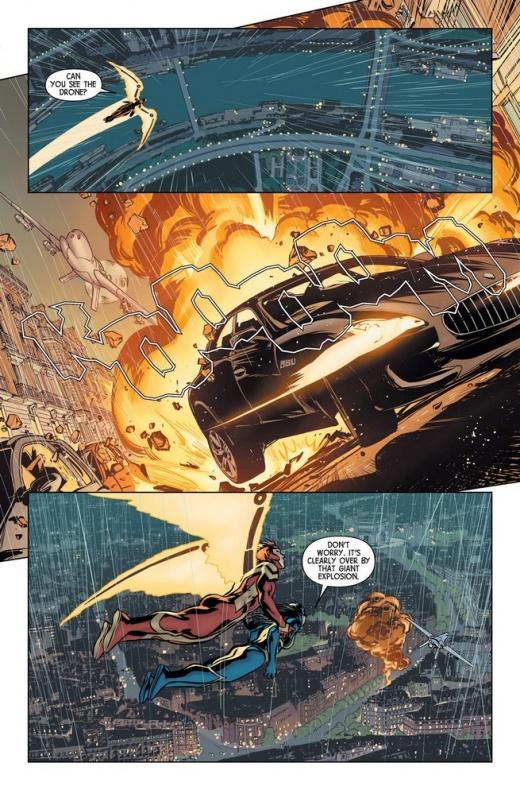 Previa del All New Wolverine N1 9