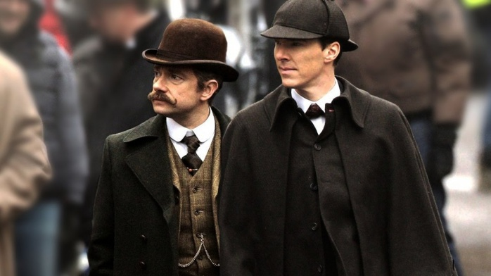 Sherlock - especial navidad