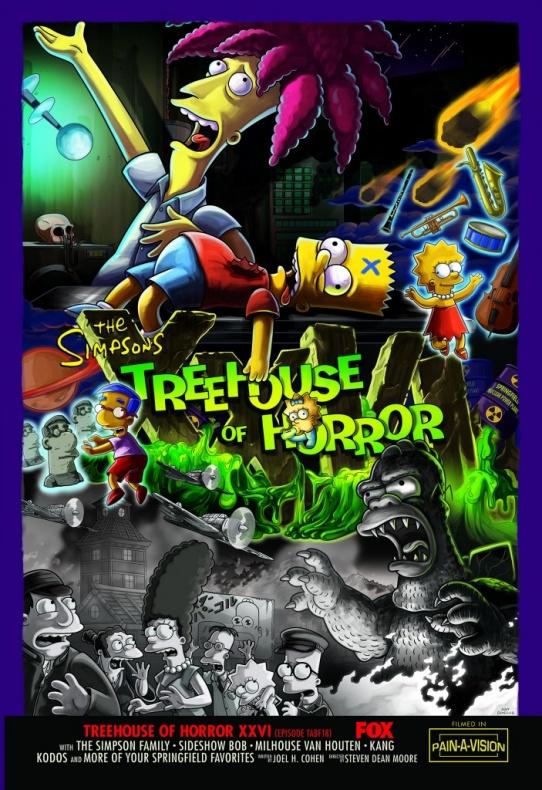 Simpsons Halloween 26