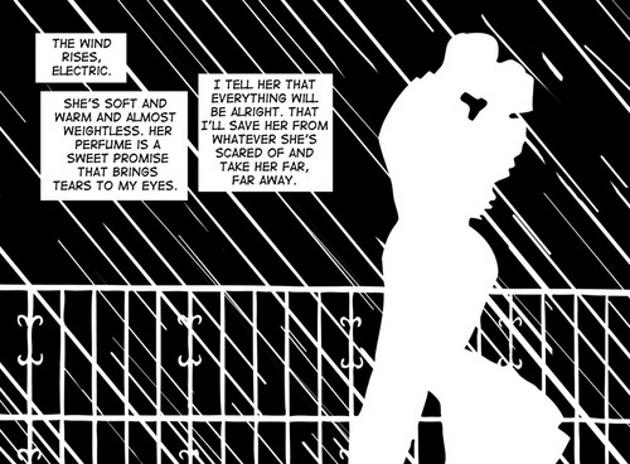 Sin City comic