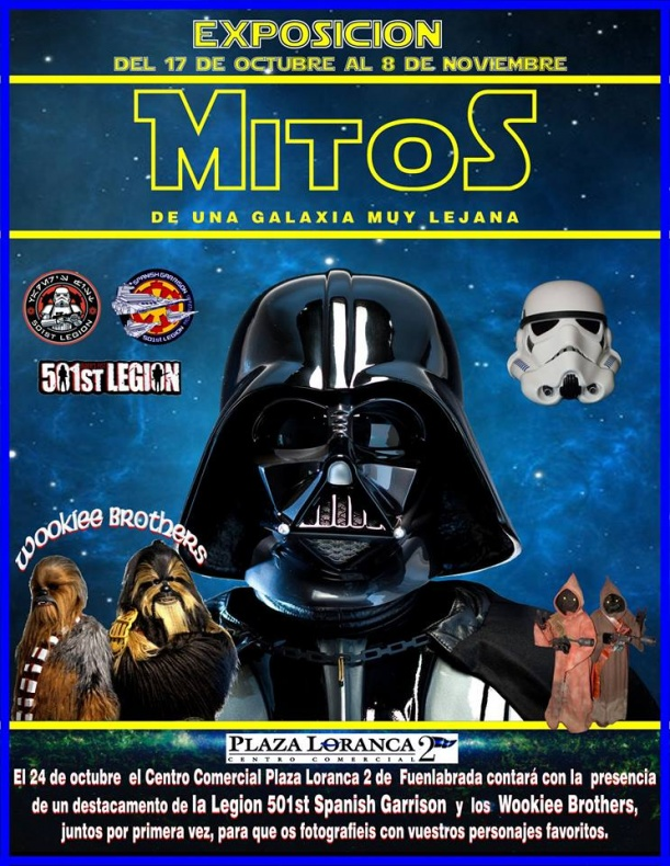 Star Wars Mitos y Leyendas