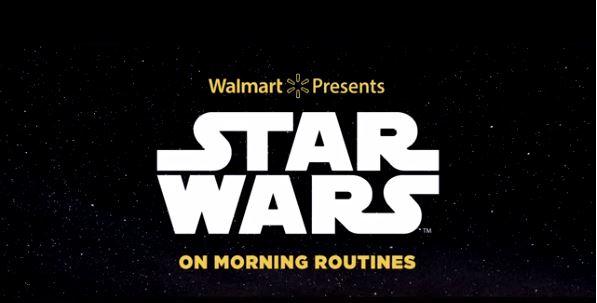 Star Wars & Walmart