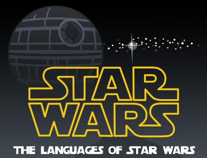 The Languages Of Star Wars destacada