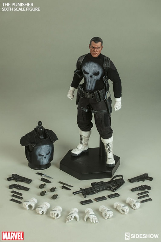 The Punisher Sideshow 10