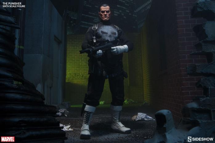 The Punisher Sideshow 2