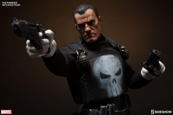The Punisher Sideshow 3