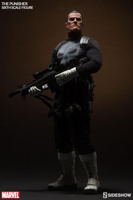 The Punisher Sideshow 4