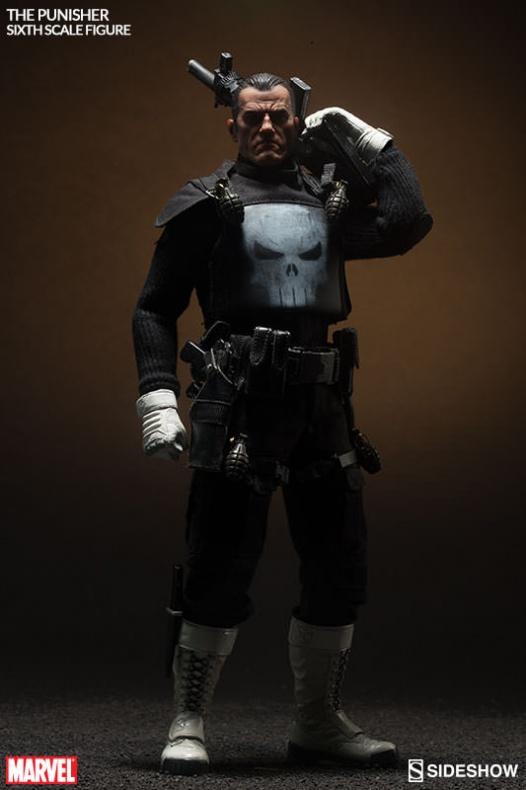 The Punisher Sideshow 5