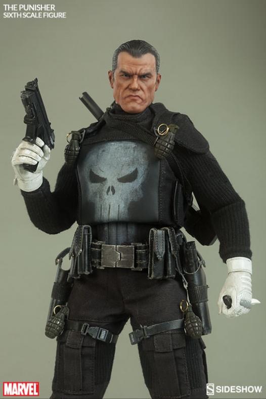 The Punisher Sideshow 7