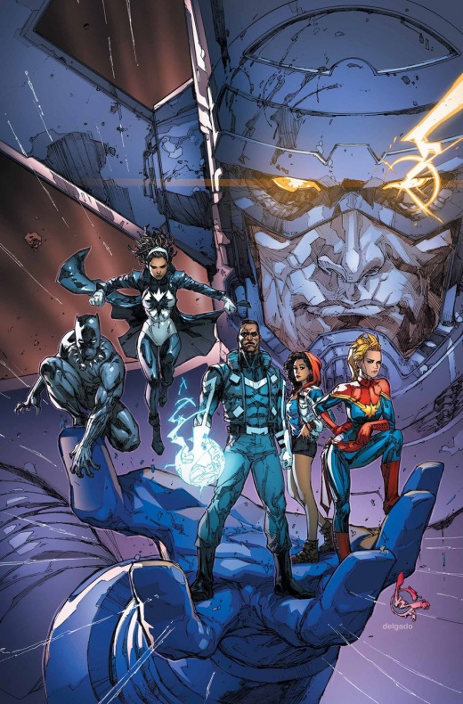 The Ultimates 1 vista previa 01