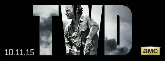 The Walking Dead, Rick Grimes Póster