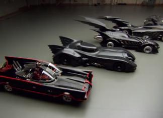 Batmóviles