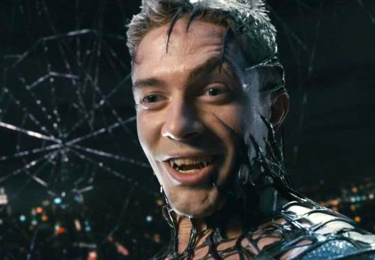 Topher Grace Eddie Brock