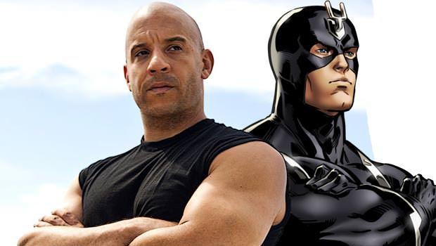 Vin Diesel Black-Bolt