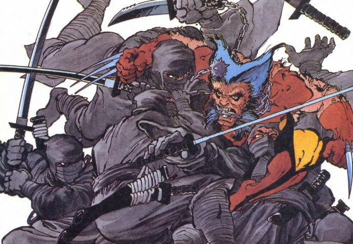 Wolverine Ninja