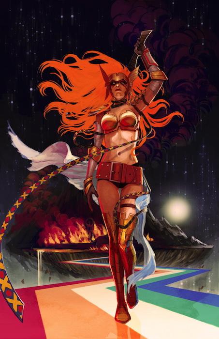 angela asgard marvel