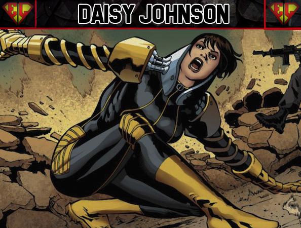 chica de la semana daisy johnson