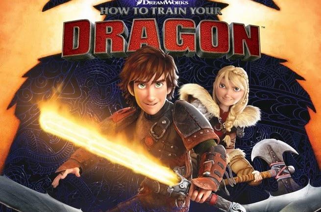 como entrenar a tu dragon comics destacado