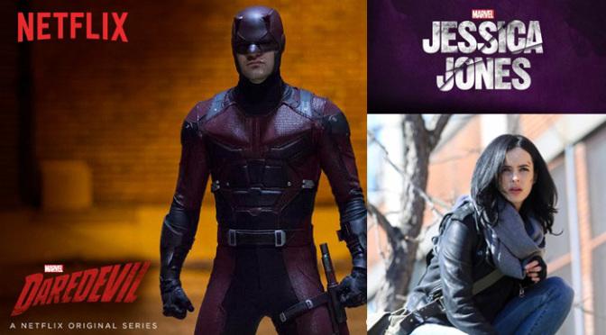 Daredevil - Jessica Jones