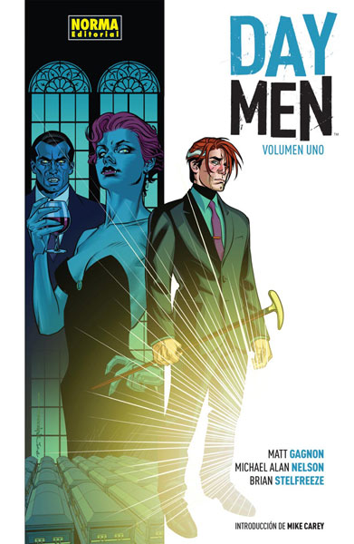 day-men-comic-analisis-reseña-critica-matt-gagnon-norma-editorial