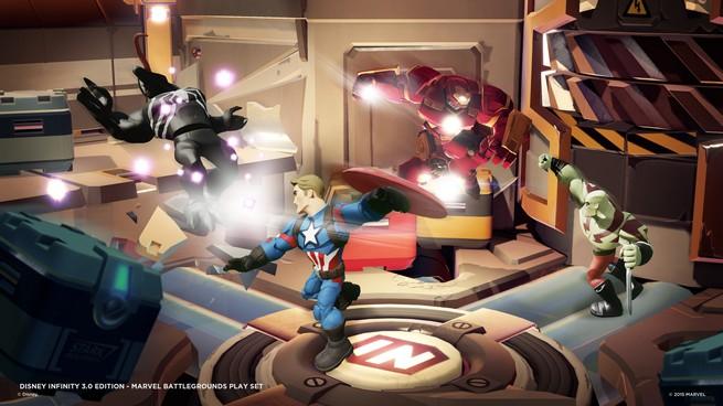 disney infinity marvel battlegrounds 1