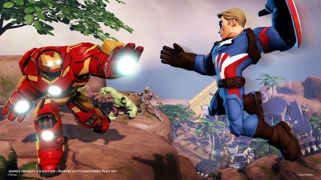 disney infinity marvel battlegrounds 2