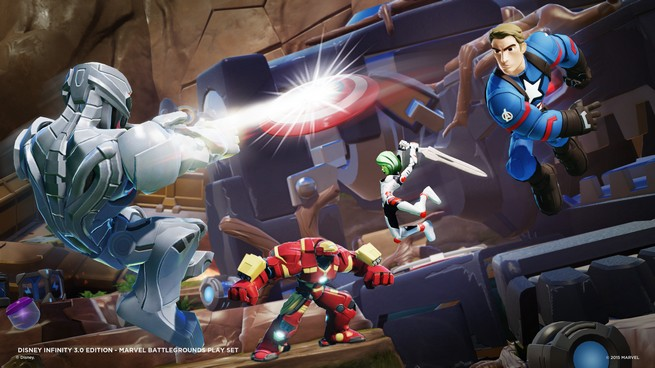 disney infinity marvel battlegrounds 3