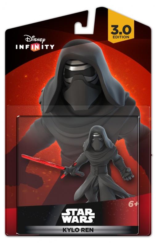 disney infinity star wars kylo ren figura 1