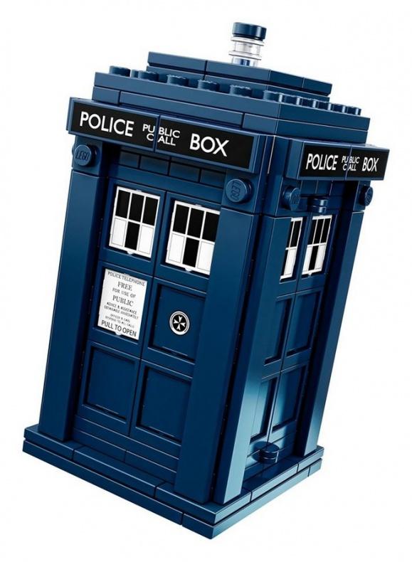 doctor who lego set 1