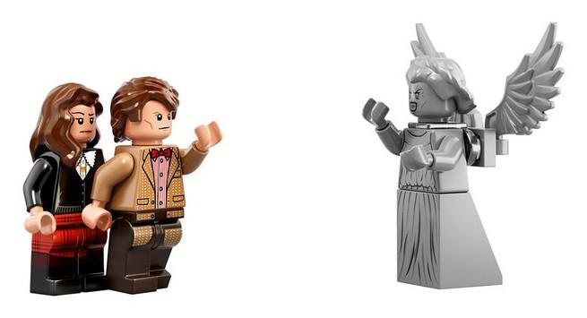 doctor who lego set 2