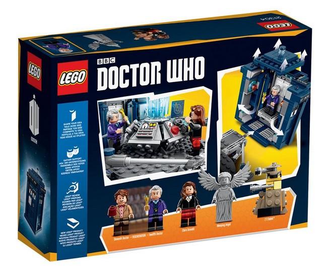 doctor who lego set 5
