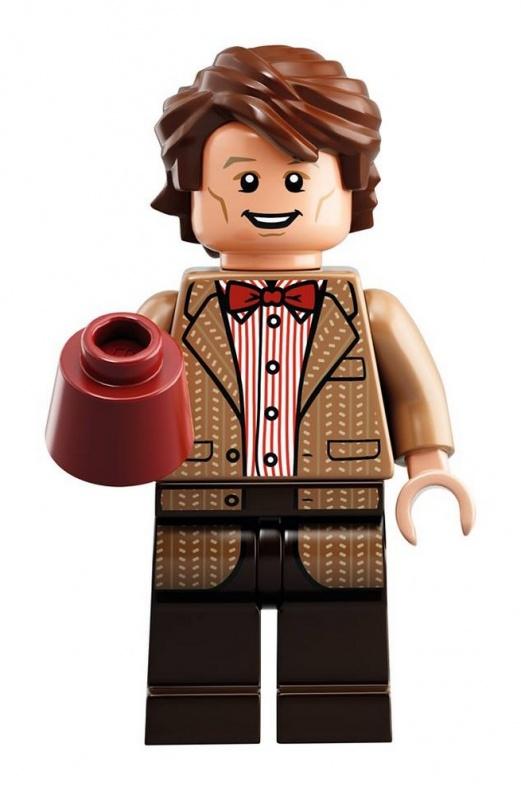 doctor who lego set 6
