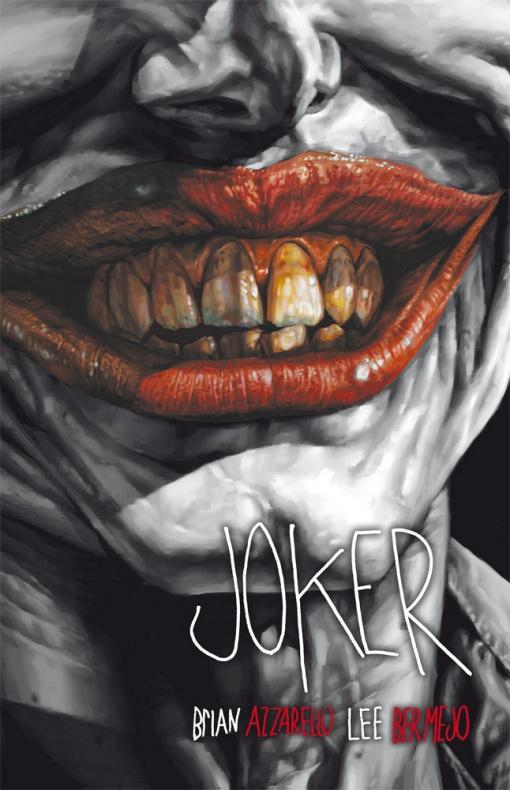 joker deluxe edicion ecc ediciones