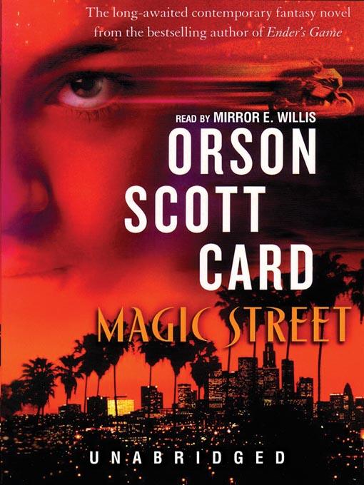 Magic Street, Portada original