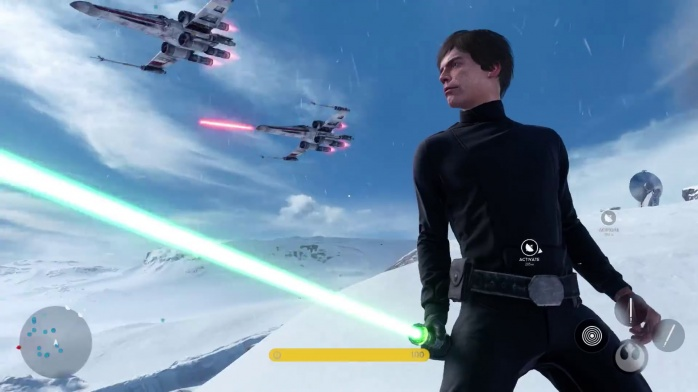 Luke Star Wars Battlefront