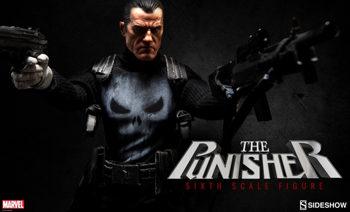 Sideshow The Punisher