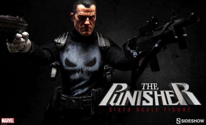 Sideshow The Punisher