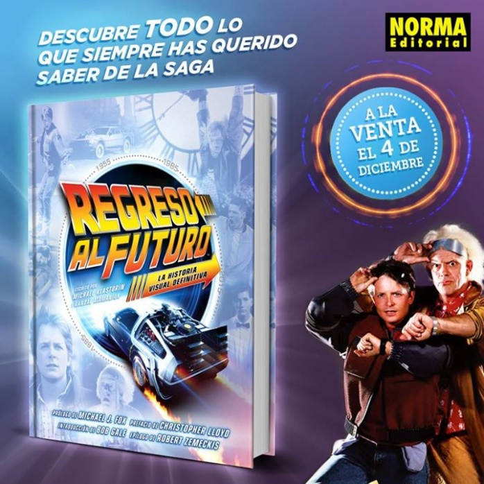 regreso al futuro historia visual definitiva