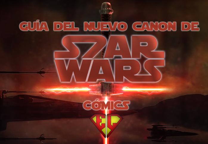 star wars guía nuevo canon